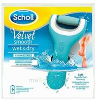 Scholl Velvet Smooth Wet&Dry Râpe électrique rechargeable à Lherm