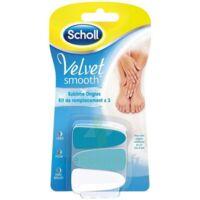 Scholl Velvet Smooth Ongles Sublimes Kit De Remplacement à Lherm
