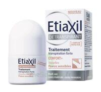 ETIAXIL Dé transpirant Aisselles CONFORT+ Peaux Sensibles à Lherm
