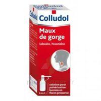 COLLUDOL Solution pour pulvérisation buccale en flacon pressurisé Fl/30 ml + embout buccal à Lherm