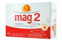 MAG 2 SANS SUCRE 122 mg, solution buvable en ampoule édulcoré à la saccharine sodique à Lherm