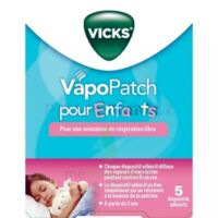 VICKS VAPOPATCH ENFANTS à Lherm