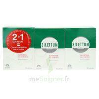 Silettum Nutrition Du Cheveu 60 X2 + 60 Offertes à Lherm