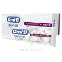 ORAL B dentifrice  D White blancheur et glamour à Lherm