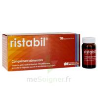 Ristabil Anti-fatigue Reconstituant Naturel B/10 à Lherm