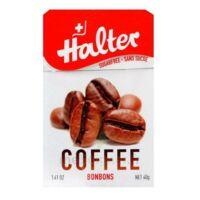 Halter Sans Sucre Bonbon Café B/40g à Lherm