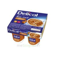 DELICAL RIZ AU LAIT Nutriment caramel pointe de sel 4Pots/200g à Lherm