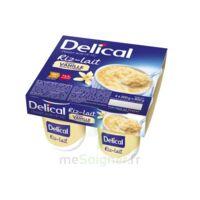 DELICAL RIZ AU LAIT Nutriment vanille 4Pots/200g à Lherm