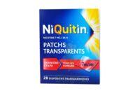Niquitin 7 Mg/24 Heures, Dispositif Transdermique B/28 à Lherm