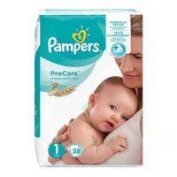 PAMPERS PROCARE PREMIUM Couche protection T1 2-5kg Paq/38 à Lherm