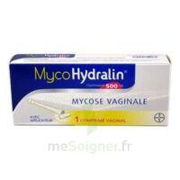 Mycohydralin 500 Mg, Comprimé Vaginal à Lherm