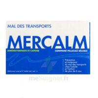 Mercalm, Comprimé Pelliculé Sécable à Lherm