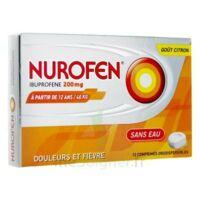 Nurofen 200 Mg, Comprimé Orodispersible à Lherm