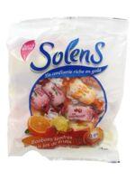 Solens bonbons tendres aux jus de fruits sans sucres à Lherm