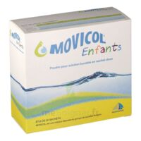 MOVICOL ENFANTS, poudre pour solution buvable en sachet-dose à Lherm
