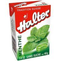 Halter Bonbons Sans Sucre Menthe à Lherm