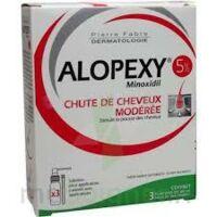 ALOPEXY 50 mg/ml S appl cut 3Fl/60ml à Lherm