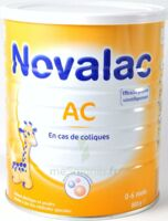 Novalac Ac 1 Lait En Poudre B/800g à Lherm