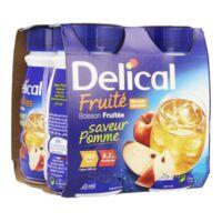DELICAL BOISSON FRUITEE Nutriment pomme 4Bouteilles/200ml à Lherm