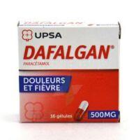 DAFALGAN 500 mg Gélules 2plq/8 (16) à Lherm