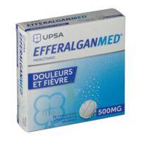 EFFERALGANMED 500 mg, comprimé effervescent sécable à Lherm