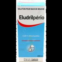 ELUDRILPERIO 0,2 %, solution pour bain de bouche à Lherm