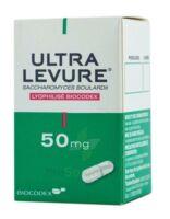 ULTRA-LEVURE 50 mg Gélules Fl/50 à Lherm