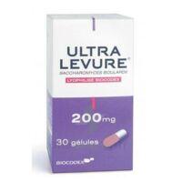 ULTRA-LEVURE 200 mg Gélules Fl/30 à Lherm