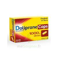 DOLIPRANECAPS 1000 mg Gélules Plq/8 à Lherm