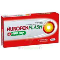 NUROFENFLASH 400 mg Comprimés pelliculés Plq/12 à Lherm