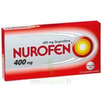 NUROFEN 400 mg Comprimés enrobés Plq/12 à Lherm