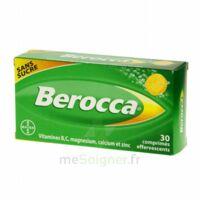 Berocca Comprimés effervescents sans sucre T/30 à Lherm