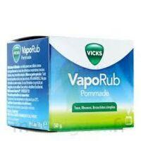 VICKS VAPORUB, pommade 50g à Lherm