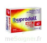 IBUPRADOLL 400 mg Caps molle Plq/10 à Lherm