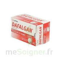 Dafalgan 1000 Mg Comprimés Effervescents B/8 à Lherm