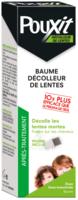 Pouxit Décolleur Lentes Baume 100g+peigne à Lherm