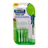 Gum Trav - Ler, 1,1 Mm, Manche Vert , Blister 4 à Lherm