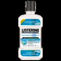 Listerine Professionnel Bain bouche traitement sensibilité 500ml à Lherm