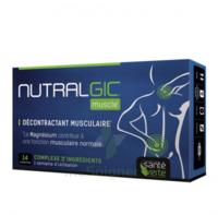 Nutralgic Muscle Comprimés décontractant musculaire B/14 à Lherm