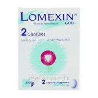 Lomexin 600 Mg Caps Molle Vaginale Plq/2 à Lherm