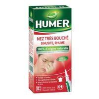 HUMER Nez très bouché, sinusite, rhume à Lherm
