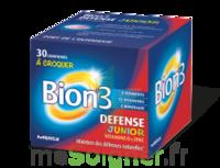Bion 3 Défense Junior Comprimés à croquer framboise B/30 à Lherm