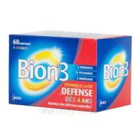 Bion 3 Défense Junior Comprimés à croquer framboise B/60 à Lherm