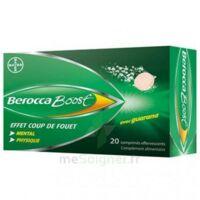 Beroccaboost Comprimés effervescents B/20 à Lherm