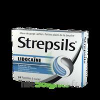 Strepsils lidocaïne Pastilles Plq/24 à Lherm