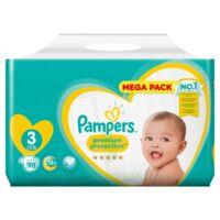 PAMPERS PREMIUM PROTECTION MEGA PACK 6-10kg à Lherm