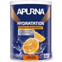 Apurna Poudre pour boisson hydratation Orange 500g à Lherm