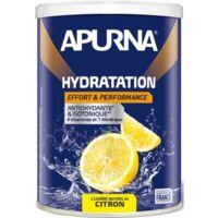 Apurna Poudre pour boisson hydratation Citron 500g à Lherm