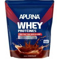 Apurna Whey Proteines Poudre Chocolat 750g à Lherm