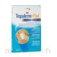 Tegaderm + Pad, 9 Cm X 15 Cm , Bt 5 à Lherm